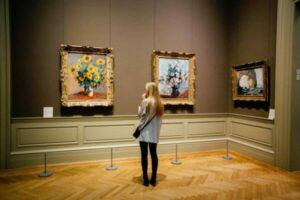 Virtuelle Tour für Museen